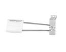 AMKO Displays SW/SNH12 Slatwall Scanner Hooks, 12