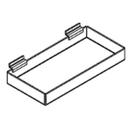 AMKO Displays SWP2222 Acrylic Display Tray, 16