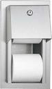 ASI 0031 Recessed Dual Roll Toilet Tissue Dispenser