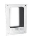 ASI 0119 For Turbo-Dri Semi-Recessed Kit For Ada Compliance - White