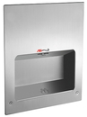ASI Turbo-Tuff Fully Recessed Automatic High Speed Hand Dryer