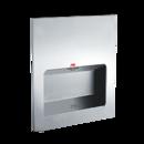 ASI 0135-1 Turbo-Tuff High Speed Hand Dryer (110-120V) - Satin Stainless Steel - New
