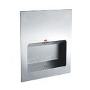 ASI 0135-2 Turbo-Tuff High Speed Hand Dryer (208-240V) - Satin Stainless Steel - New