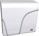 ASI 0165 Profile Compact Dryer - Surface Mounted - White