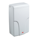 ASI 0196 TURBO Pro Automatic High Speed Hand Dryer HEPA Filter ADA Compliant