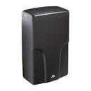 ASI 0196-41 TURBO-Pro High-Speed ADA Hand Dryer - Matte Black