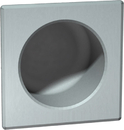 ASI 110-1 Recessed Toilet Paper Holder - Chase Mount, Square