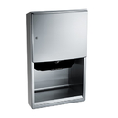 ASI 204523AC-9 Roval Surface Mounted Automatic Roll Paper Towel Dispenser