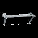 ASI 7309-18B Towel Shelf - Bright Stainless Steel - 18