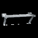 ASI 7309-18S Towel Shelf - Satin Stainless Steel - 18
