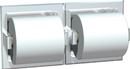 ASI 74022 Toilet Paper Holder (Double) - Recessed