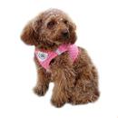 GOGO Polyester Jacket-style Dog Harness Vest, Soft No-Pull Harness
