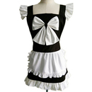 Aspire Cute Aprons For Women French Maid Style Vintage Apron Funny Kitchen Aprons Party Accessories
