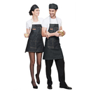 Aspire Denim Bib Apron With Pockets Kitchen Couples Apron For Cooking Grilling in the Workshop