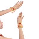 BellyLady Belly Dance Tribal Jewelry, Necklace & Bracelets With Precious Stone
