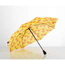 EuroSCHIRM 3032-CWS3 Light Trek Automatic Umbrella, Yellow/Orange/Ochre/Light Yellow