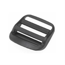 John Howard JH-6422-12PK Duckbill Tensionlok Buckle 1in 12pk - Black