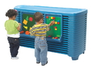 Angeles AFB5732OB SpaceLine Activity Center with Spaceline Cots - Ocean Blue