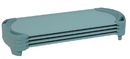 Angeles AFB5735AGN SpaceLine Cot Standard 4 Pack - Teal Green