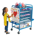 Angeles AFB7920 Mobile Drying Rack