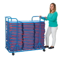 Angeles AFB7930 Universal Rest Mat Cart