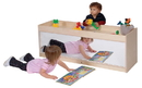 Angeles ANG1503 Toddler Storage with Mirror Back