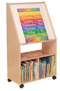 Angeles ANG1568 Write & Wipe Easel with Storage