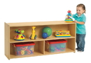 Angeles ANG7148 Value Line Toddler 2-Shelf Storage