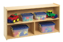 Angeles ANG7149 Value Line Preschool 2-Shelf Storage
