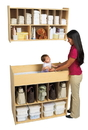 Angeles ANG7171 Value Line Wall Diaper Shelf
