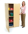 Angeles ANG7178 Value Line Teacher's Storage Cabinet