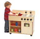 Angeles ANG9087 Value Line Birch 2-In-1 Kitchen