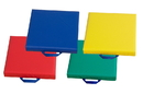 Children's Factory CF321-164 Square Floor Cushions - Set of 4