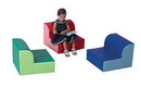 Children's Factory CF322-388 Library Trio