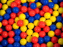 Children's Factory CF331-531 175 Mixed Color Balls