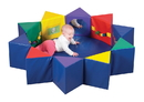 Children's Factory CF332-392 Multi-Activity Pentagon Set