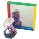 Children's Factory CF332-518 Soft Frame Flat Mirror