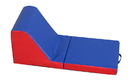 Children's Factory CF349-017 Cozy Time Lounger - Blue/Red