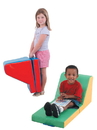 Children's Factory CF349-018 Cozy Time Loungers - Set of 2