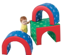 Children's Factory CF710-106PT Tunnel Trilogy