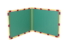 Children's Factory CF900-533G Big Screen Right Angle Panel - Green