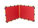 Children's Factory CF900-533R Big Screen Right Angle Panel - Red
