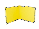Children's Factory CF900-533Y Big Screen Right Angle Panel - Yellow