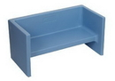 Children's Factory CF910-055 Adapta-Bench - Sky Blue