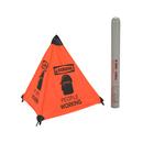 Handy Cone 17178I Warning People Working  w/tube/Orange /18