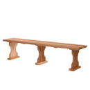 All Things Cedar BB70U 6' Backless Bench