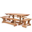 All Things Cedar MT70U-5 5 pc. Market Table (10 person)