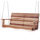 All Things Cedar PS48U 4' Porch Swing