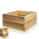 All Things Cedar RG24U-2 2ft. Double Raised Garden Earth Box