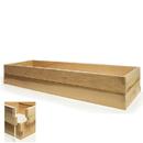 All Things Cedar RG72U-2 6ft. Double Raised Garden Earth Box